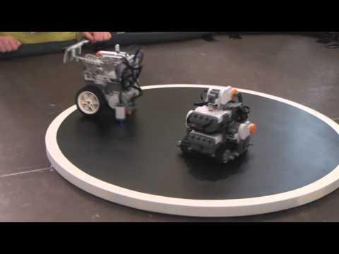 Lego Sumo 2012 RobotChallenge