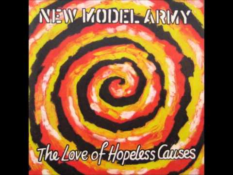 New Model Army - Bad Old World
