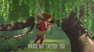 Strange Sight Tinkerbell And The Legend Of NeverBeast Video Lyrics