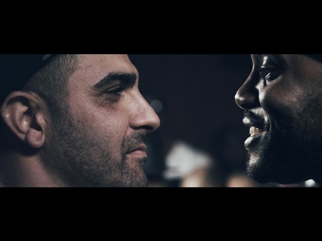 KOTD - Rap Battle - Dizaster vs Math Hoffa