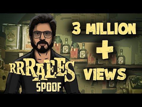 Raees Spoof || Shahrukh Khan || Shudh Desi Endings thumbnail