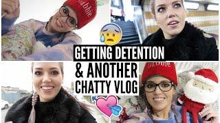 download lagu Getting Detention & Another Chatty Vlog Vlogmas #12 gratis