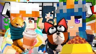 We found a hidden secret in the Minecraft Pet Shop!