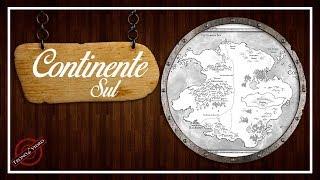 CONTINENTE SUL, KHAGANATO E SUA CULTURA | PATRICK ROCHA (TRONO DE VIDRO #32) (VEDA 13) (4x144)