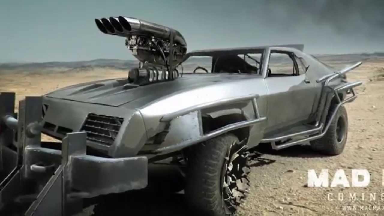 West Coast Customs Mad Max Game Magnum Opus Youtube