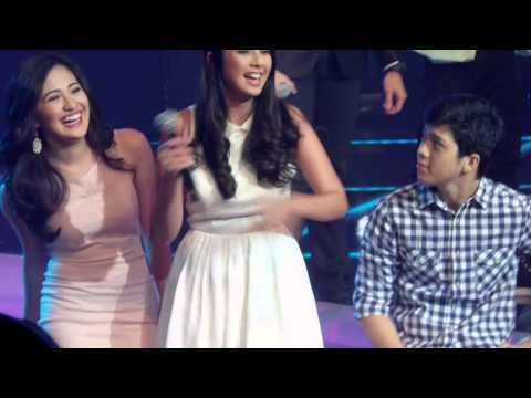 Behind-the-Spiel Scene-JuliElmo|Party Pilipinas Boys Vs. Girls