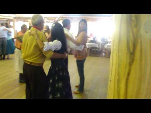 Gabriela Gaudencia Burlesca Bailando video