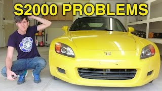 What's Wrong With My Honda S2000?
