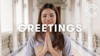 Greetings Around the World | Cut