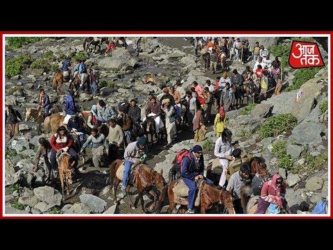 Amarnath Yatra To Go On Despite Terrorists Attack