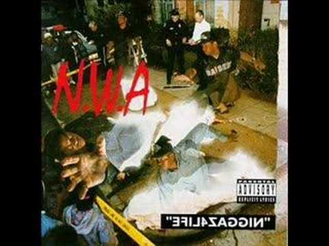 NWA - Niggaz 4 life