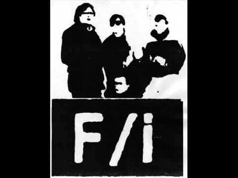 F/i -Invisible Man (1985 US Experimental Weird Noisy Music)