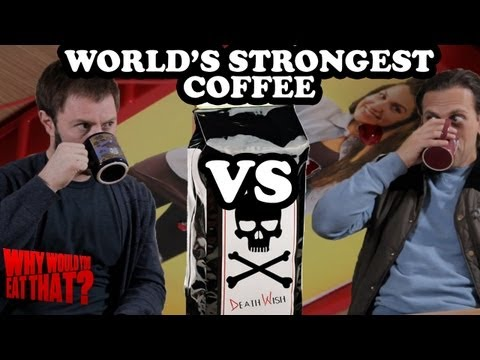 Death Wish Operation on Georgia! - WWYET? Challenge