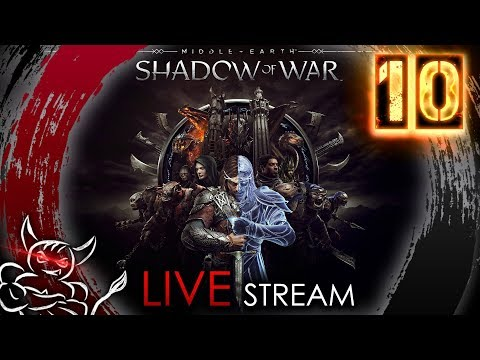 Middle Earth Shadow of War - [#2] Собираю свою армию !