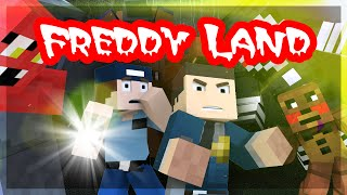 "Minecraft Five Nights at Freddy's 3 ""ADVENTURE MAP"" Freddy Land Ep.8"