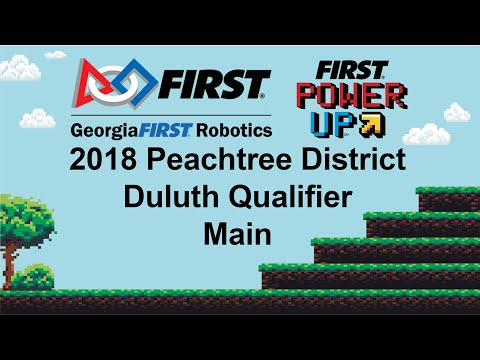 2018 GA Peachtree District - Duluth Event - Qualification Match 34