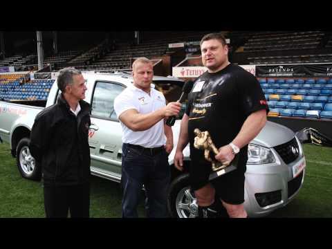 GREAT WALL MOTORS UK - Giants Live Event 2012