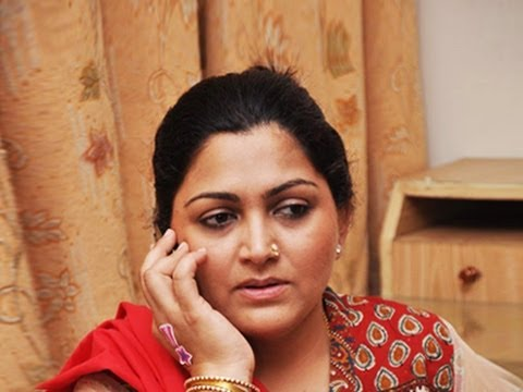 Sundar C just took a break from acting: Kushboo