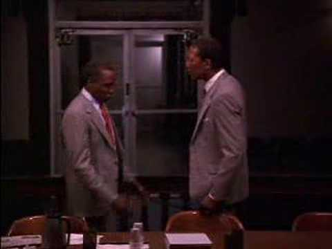 Lean On Me (Movie) - Benson is the H.N.I.C.