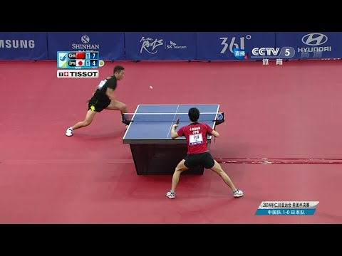 2014 Asian Games MT-SF1: CHINA Vs JAPAN [HD] [Full Match/Chinese]