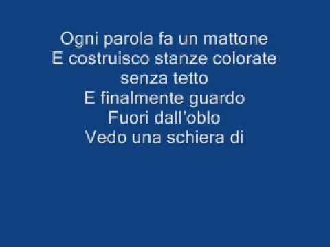 Matteo Branciamore - Parole Nuove