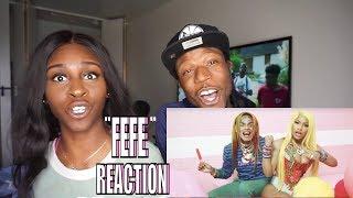 6ix9ine Nicki Minaj Murda Beatz Fefe Official Music Audio Reaction