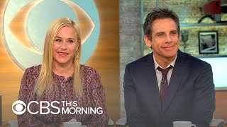 "Patricia Arquette and Ben Stiller talk ""Escape at Dannemora,"" gender pay gap"