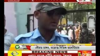 Cop's wife creates ruckus at Bankura