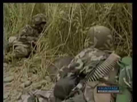 Muslim Rebels ambush a company of Marines Awesome