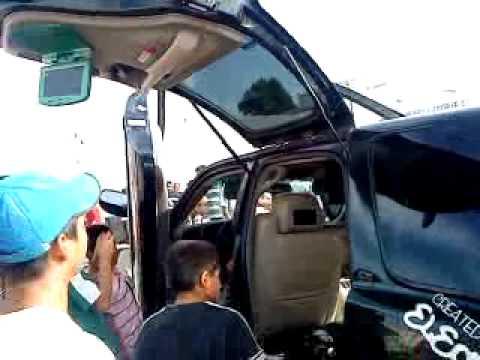 Exhibicion de autos en Rio Bravo tamaulipas