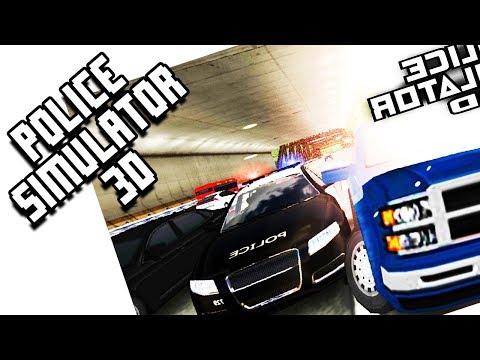 Police Simulator 3D | SYMULATOR POLICJI GRA | Darmowe Gry Na Telefon Grudzień 2017
