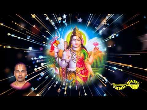 Ardhnareshwara Stotram- Indrakshi Shiva Kavacham- Malola Kannan & J Bhaktavatsalam video