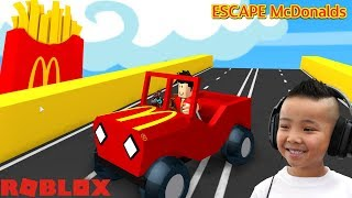 Download Song ESCAPE McDONALDS Roblox Fun Gameplay CKN Gaming Free StafaMp3