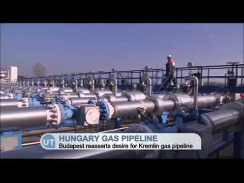 Hungary Committed to South Stream Project: Budapest to build Gazprom pipeline despite EU opposition