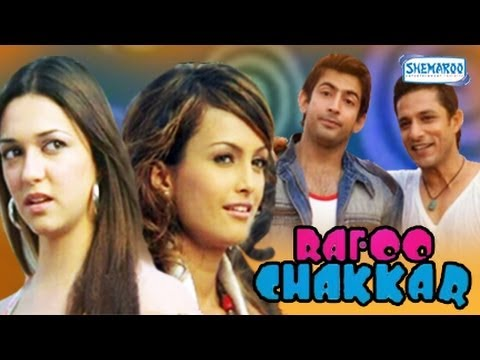 Watch Rafoo Chakkar - 2008 - Nauheed Cyrusi - Yudishtir Urs - Full Movie In 15 Mins