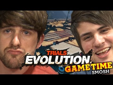 MOTORCYCLE DESTRUCTION (Gametime w/ Smosh)