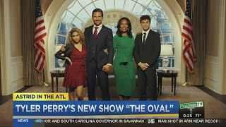 Tyler Perry's new show 'The Oval'
