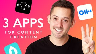 Download lagu 3 Free Apps For Content Creation | Phil Pallen