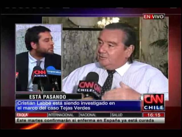 """Gabriel Aguirre: """"Hay agentes del Ejército que lo incriminan en los hechos investigados"""""""