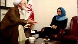 Mehdi Karroubi interviewed by Masih Alinejad