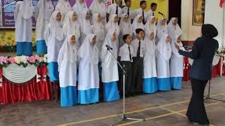 """Choral Speaking 2018 - """"Proud to Be Malaysian"""""""