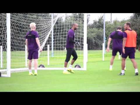 INTERVIEW   Steve McClaren Pre-Sheffield Wednesday