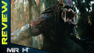 The Predator Official Trailer Breakdown Review