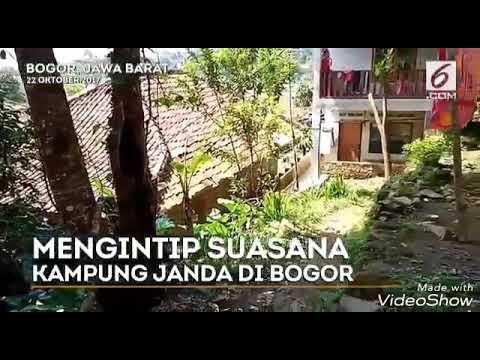 Kampung Janda. 70 % Wanita Di Kampung Ni Janda.