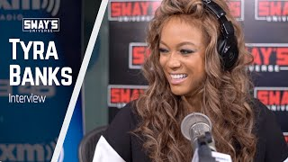 Tyra Banks Talks New Movie 'Lifesize 2', New Book 'Perfect is Boring' and Spits Bars