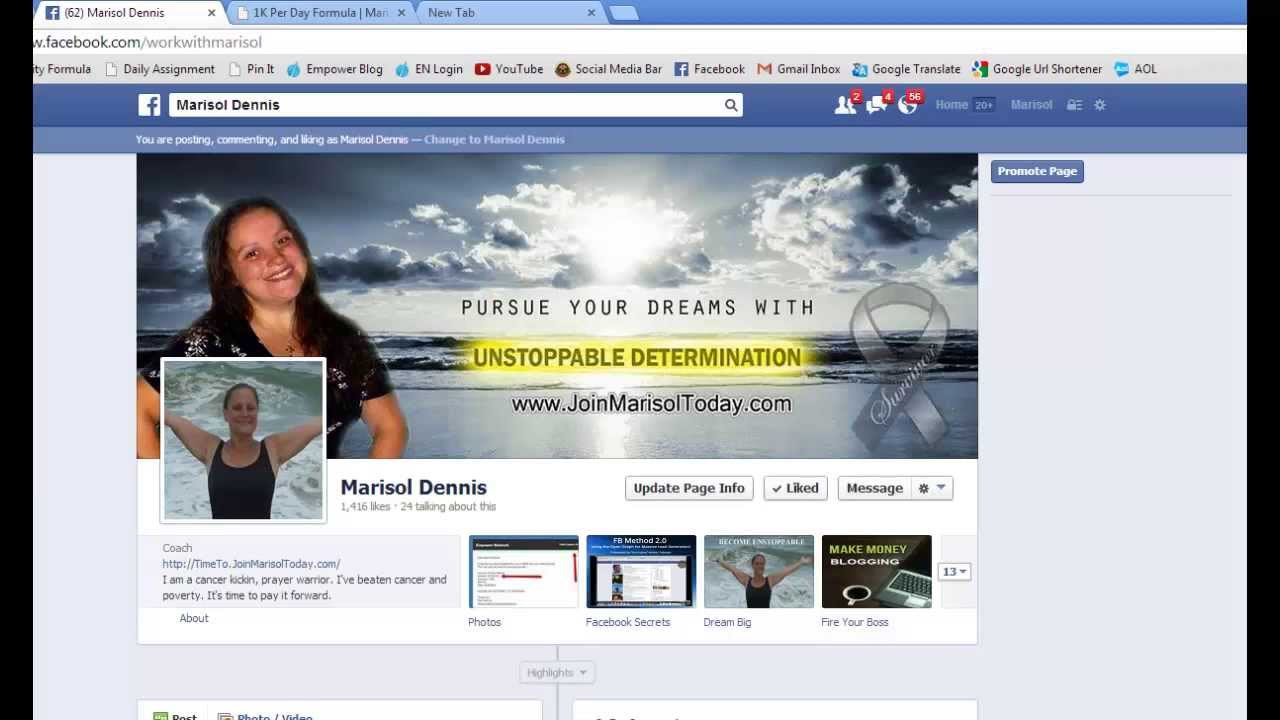 how to add youtube video to facebook fan page