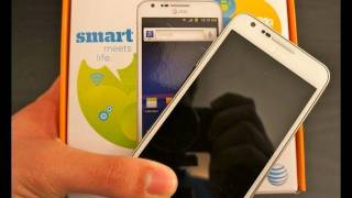 White Samsung Galaxy S 2 Skyrocket Impressions