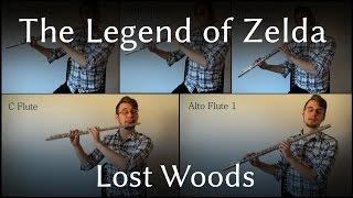 Legend of Zelda - Lost Woods for Flute Quintet