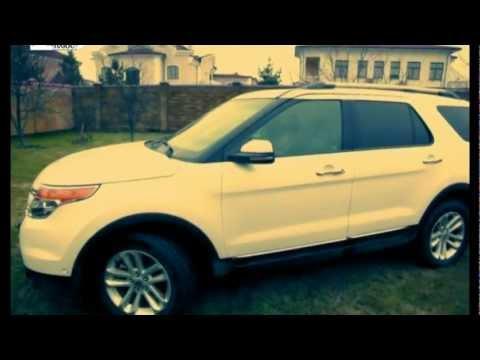 2011 Ford Explorer 5 / Тест-драйв