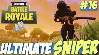 Fortnite Battle Royale - KILLS OF THE WEEK ULTIMATE SNIPER #16 (Best Fortnite Kills)